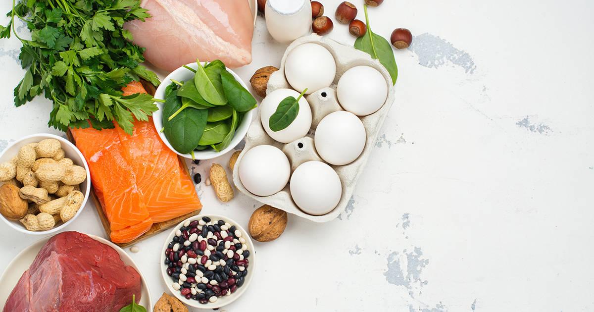 7 หมวดอาหารโปรตีนสูง เพิ่มกล้ามก็ได้ ลดพุงก็ดี กินทั้งทีต้องกินให้ถูก