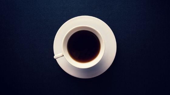 17 กาแฟดำ
